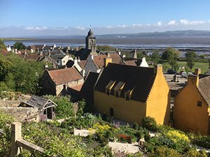 Culross, Fife – Outlander