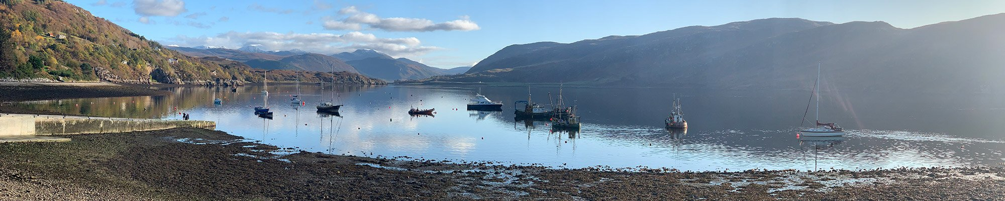 Loch Broom Ullapool