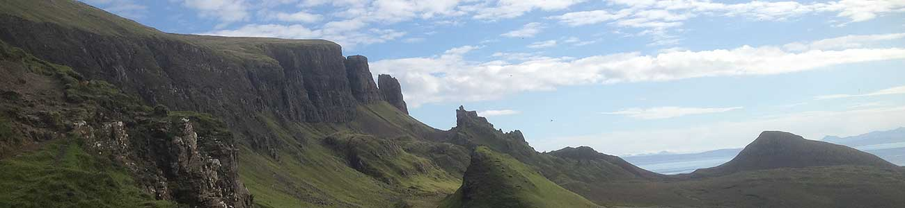 Quirang Trotternish Skye