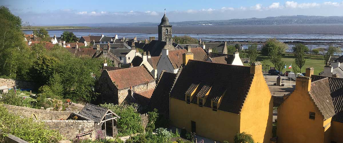 Culross Fife, Outlander Tour